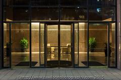 Lighted Lobby (TAWilsonPhotography) Tags: lobby richmondvirginia afterdark downtownrichmond