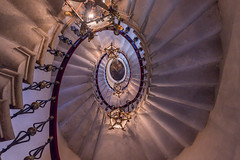 Stairs (Massimo Buccolieri) Tags: castle stairs duino