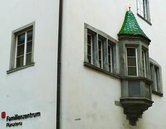 Chur (micky the pixel) Tags: building schweiz switzerland suisse architektur chur altstadt gebude fassade erker graubnden grischuna