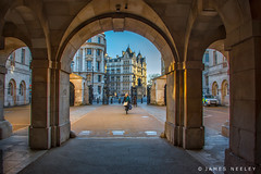 Horse Guards Archway (James Neeley) Tags: london archway whitehall horseguards jamesneeley