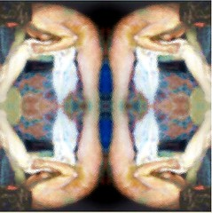 2016-05-01 blurred nude symmetry 3 (april-mo) Tags: woman blur art collage painting nude experimental nu blurred symmetry symmetrical effect symtrie flouartistique womanportrait blurredportrait symtrique experimentaltechnique