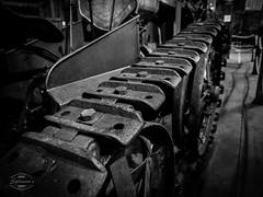 Vintage Farm Technology (spline_splinson) Tags: tractor de deutschland rust traktor track caterpillar transportation antiquetractor oldtechnology oldtractor badenwrttemberg caterpillartrack vintagefarmequipment uhldingenmhlhofen