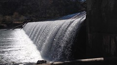Patapsco Valley SP ~ Daniels Dam (karma (Karen)) Tags: maryland daniels videos iphone danielsdam baltimoreco mdstateparks paatapscovalleysp
