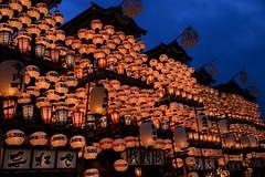 ✪犬山祭りの宵祭り -愛知県犬山市- (m-miki) Tags: japan nikon 愛知 犬山 d610 提灯 山車 文化財 夜祭 犬山祭り 宵祭り