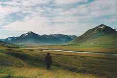 (felixmm.) Tags: park travel mountain mountains film nature 35mm vintage landscape island photography photo iceland travels minolta felix exploring minoltax700 north canyon hike wanderlust explore national traveling backpacker backpackers onmyback fernweh analoge machleid