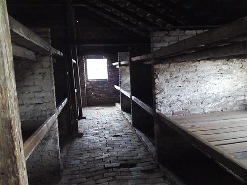 """Auschwitz-Birkenau <a style=""""margin-left:10px; font-size:0.8em;"""" href=""""http://www.flickr.com/photos/141744890@N04/26300654046/"""" target=""""_blank"""">@flickr</a>"""