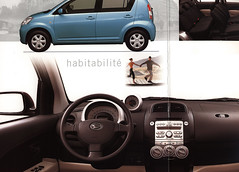 Daihatsu Sirion; 2005_2 (World Travel Library) Tags: world 2005 auto travel cars car wheel japan ads japanese drive photo model automobile steering image photos interior library wheels transport models picture automotive center literature photograph papers vehicle motor makes collectible collectors sales brochures catalogue  catlogo automobiles documents fahrzeug daihatsu motoring wagen folleto automobil  folheto prospekt dokument katalog sirion  esite ti liu worldcars bror broschyr    worldtravellib
