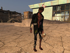 It's Ghoulish Day!15-Floppy (grady.echegaray) Tags: avatar secondlife movies psychedelic zombies yellowsubmarine thebeatles postapocalyptic ghouls digitalfashion redfestival tentrevival virtualfashion