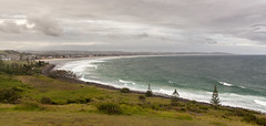 Byron Bay, New South Wales (russellstreet) Tags: cloud beach water australia newsouthwales byronbay capebyron