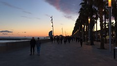 #Barceloneta #Barcelona #Sea #Beach #timelapse (Mek Vox) Tags: barcelona sea beach timelapse barceloneta uploaded:by=flickstagram instagram:venuename=barcelona2cspain instagram:venue=213100244 instagram:photo=11240837813237116847981272