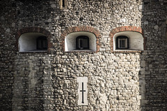 Tower of London (Kartjb) Tags: city uk travel windows england london tower castle sony londres fullframe chateau a7 toweroflondon londoncity forteresse 135mm