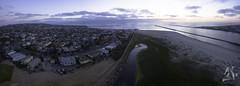 Sunset Cliffs San Diego (gorilladigital1) Tags: sunset panorama beach sandiego aerial aerialphotography sunsetcliffs dji djiglobal djiphantom3 iamdji