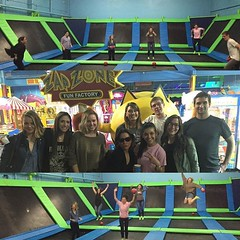 #TeamTuesday #ItsInTheProof #TrampolineTeamNight #zapzone #ateamthatbouncestogetherstaystogether #funtimes #zapzone http://ift.tt/1Wov9e7 (proofmanagementinc) Tags: mi marketing jobs hills management proof pm success farmington reviews careers