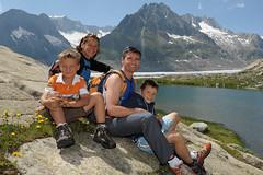 Familien-Pick-Nick-Maerjelensee-Aletsch-Arena-Michael-Portmann (aletscharena) Tags: schweiz wallis wandern familien unescowelterbe naturpur familienurlaub aletscharena familienwillkommen