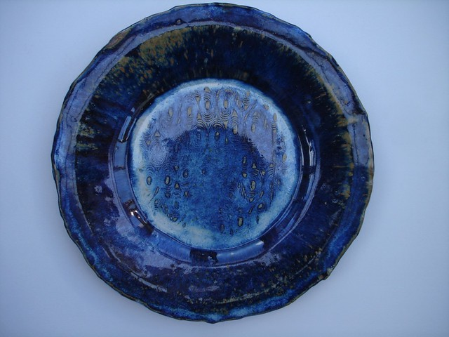 Garrett-Jones Camilla 'Blue Plate'