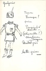BARITONE RENE LITS: COLLECTION OF STAGE JEWELRY AN OPERATIC MEMORABILIA, GREGORIO, ROMEO ET JULIETTE, COSTUME AND PROPS DRAWING (Operabilia) Tags: opera drawing accessories gregorio gounod romoetjuliette georgesvillier claudepperna goldenagememorabilia claudepascalperna renlits costumeandprops londubressy