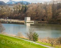Rotsee Rowing Lake, Lucerne, Switzerland (jag9889) Tags: lake landscape schweiz switzerland europe suisse suiza outdoor swiss luzern alpine rowing svizzera lucerne ch lu 2016 innerschweiz zentralschweiz centralswitzerland ebikon rotsee kantonluzern cantonlucerne suizra jag9889 20160330
