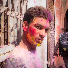 """19 India-4669 (Paulo """"Pop""""  Rapoport) Tags: retratos amarelo paulo rapoport ndia prapoportgmailcom"""