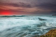 Tamarama Beach Sunrise (labtamg) Tags: beach sunrise sydney nsw reverse tamarama gnd tokina1116