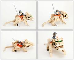 Mouse Rider (Galaktek) Tags: lego space scifi minifig galaktek