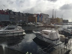 (arnybo) Tags: harbor harbour atlanticocean faroeislands bthavn trshavn fryene faeroeislands atlanterhavet tinganes streymoy bthamn norskehavet fryane vesterhavsyane vesterhavsyene vesterhavyane