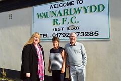 Waunarlwydd R.F.C.