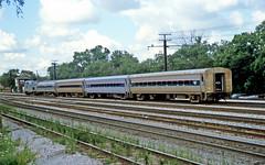 Next Stop Kankakee (craigsanders429) Tags: amtrak railroadtracks passengertrains passengercars amtraktrains homewoodillinois amtrakinillinois amtrakhorizonequipment amtrakhorizoncars amtrakontheillinoiscentral