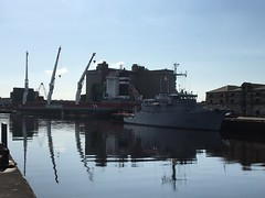 FS CEPHEE (Brian Clayton) Tags: ireland port french ship cork navy vessel naval fs minesweeper cephee minehunter m652