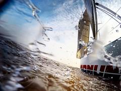 Sailing along the Humber (samwillis1921) Tags: river boat sailing yacht sail humber actionshot yachting kingstonuponhull yachtrace riverhumber gopro