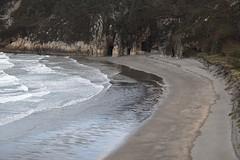 Low tide (ramosblancor) Tags: travel sea costa naturaleza beach nature landscape coast mar asturias playa paisaje lowtide bajamar viajar cantbrico mareabaja barayo