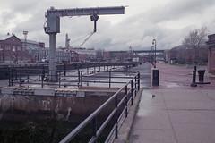 Charlestown Navy Yard (KevinCollins00) Tags: usa boston america 35mm nikon fuji unitedstates superia massachusetts newengland charlestown fujifilm nikonf3 navyyard asa400 expiredfilm xtra c41 filmphotography colorfilm colourfilm 135film