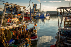 Harbour boats (Georgio's Photography) Tags: colour landscape boats coast boat kent harbour bubble whitstable