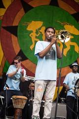 Jazz Fest - New Birth Brass Band