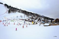 Meribel Centre (A. Wee) Tags: ski france alps village centre lodge skiresort meribel  troisvalles   les3valles
