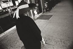 AA027a (heavyasmountains) Tags: nyc newyorkcity blackandwhite slr film 35mm photography nikon candid streetphotography noflash 24mm fm3a filmphotography streetstyle