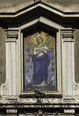 Totus tuus sum Maria (Lawrence OP) Tags: rome painting queen fresco votive offerings immaculateconception ourlady immaculata blessedvirginmary