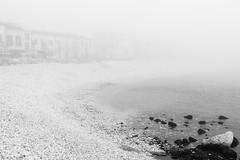Sea & Fog - 3 (Lucio) Tags: sea fog marina pisa nebbia spiaggia