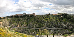 Academia De Infantera (lukedrich_photography) Tags: panorama espaa history training canon river army spain europa europe european military culture wideangle unesco worldheritagesite espana toledo valley waterway westerneurope tagusriver       kingdomofspain spanisharmy academiadeinfantera  infantryacademy acinf t1i canont1i