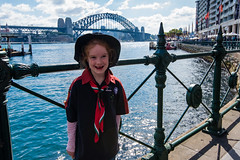 MSD_20150816_7174 (DawMatt) Tags: 1stfigtreejoeyscouts australia dawson events family groups joeys nsw outing people personal rebeccadawson scouts sydney sydneyharbourbridge