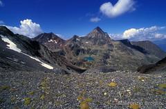 Col di Leppe 01 (maurizio.broglio) Tags: lago di monte col laures superiore leppe emilius brissogne