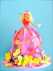 Barbie (Jeanette's Cakes) Tags: cake barbie