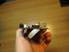 Unboxing: ports 4 (skostyuk) Tags: arm microcomputer allwinner cubieboard