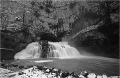 La source du Lison en hiver (Guy Decreuse 25) Tags: anne sainte jura billard cascade source grotte sous nans doubs lison creux loue sarrazine
