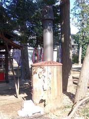 #6627 incinerator () (Nemo's great uncle) Tags: shrine rusty   crusty chitosedai  setagayaku tky  megurisawashrine