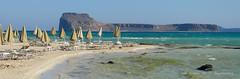 Balos Beach (Anne-France David Photography) Tags: mer parasol plage
