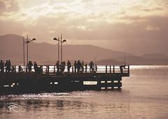 Av. Beira Mar Norte - Florianpolis/Brazil (Ricardo Rezende) Tags: floripa sunset brazil beach island pier day florianpolis sunday sunny trapiche fimdetarde ilhadamagia beiramarnorte floripaemfoto