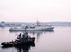 CFAV Glenside (DRGorham) Tags: navy royal canadian hmcs rcn