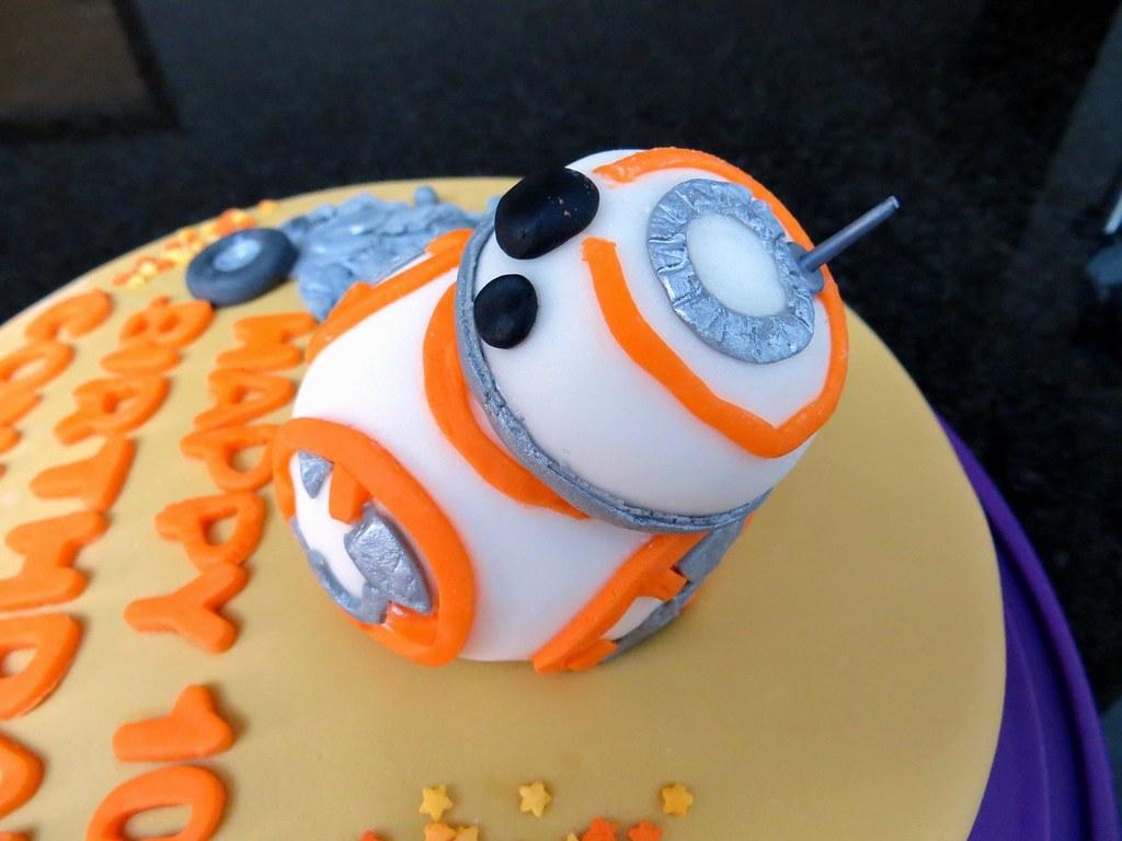 Bekki Birthday Cake