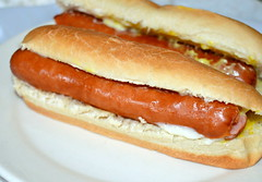 Hot Dog (Tony Worrall Foto) Tags: uk england food dog make menu hotdog yummy nice dish photos tag cook sausage tasty plate eaten things images x meat made eat foodporn add meal taste dishes cooked tasted bun grub iatethis foodie flavour plated foodpictures ingrediants picturesoffood photograff foodophile 2016tonyworrall