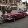 | (uk_senator) Tags: red 1966 mercedesbenz w111 250se